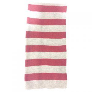 bufanda raya horizontal cashmere