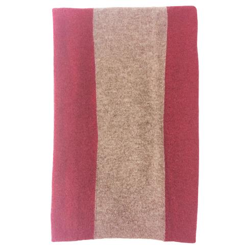 bufanda raya vertical cashmere