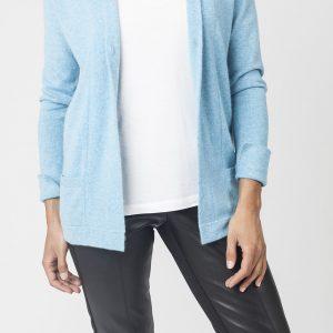 basic blazer cashmere