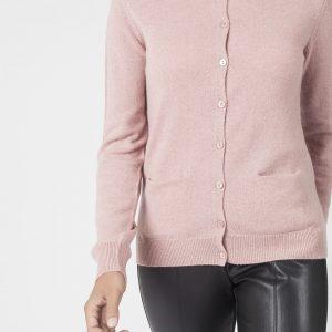 chaqueta caja cashmere