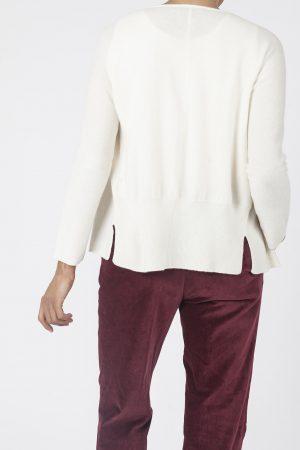 chaqueta pico cashmere