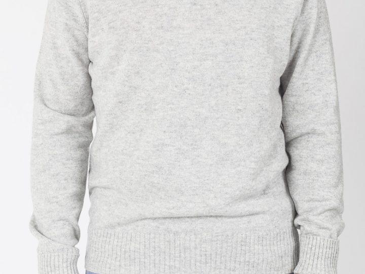 La mejor opción de punto para hombre: el cashmere