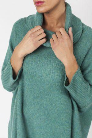 Poncho de lana