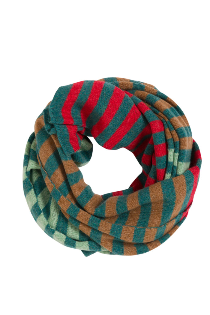 bufanda-mil-rayas-verde-oscuro-cashmere