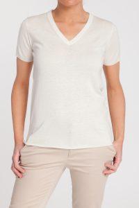 jersey manga corta-mujer-cashmere ultrafino-color blanco-delante-again cashmere