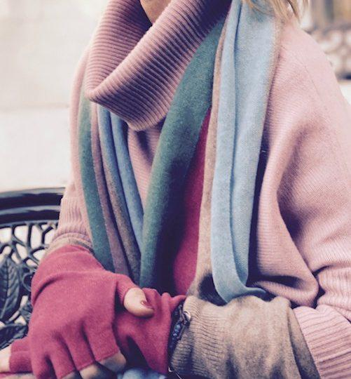 Cinco poderosos motivos para comprar cashmere