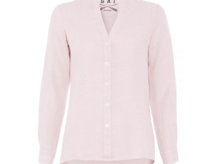 Camisa de lino para mujer. Lo más de lo más.