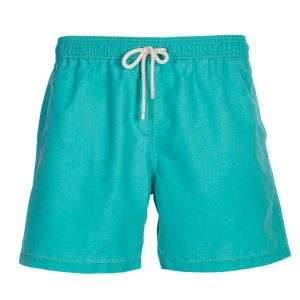 traje de baño-hombre-delante-color verde esmeralda verano-again cashmere