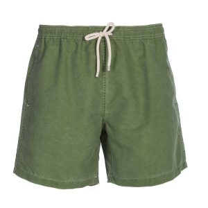 traje de baño-hombre-delante-color verde oscuro verano-again cashmere