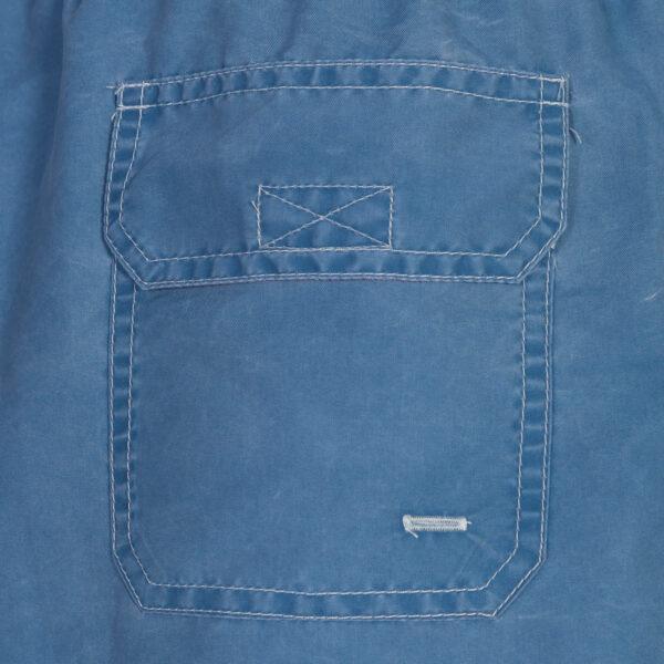 traje de baño-hombre-detalle-color azul jeans verano-again cashmere