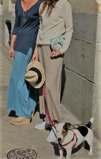 Básico de temporada: Falda larga de cashmere