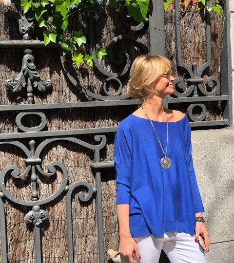 Cinco tips para lucir un jersey de cashmere