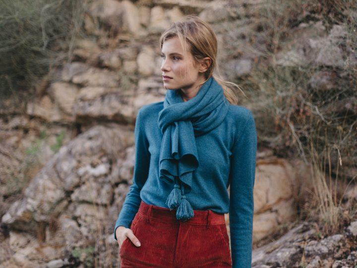 ¿Piel sensible en invierno? Necesitas la lana de cashmere