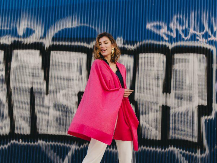 La moda en color rosa
